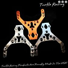 HD Front Chassis Brace for 5T 5SC 1/5 HPI Baja 5B SS 5T Rovan Buggy (Gun Metal)