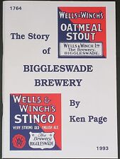 BIGGLESWADE BREWERY HISTORY Wells Winch Beer Brewing Pubs Bedfordshire Company
