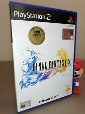 Final Fantasy X Ps2 Playstation 2 Pal Italian version like new pari al nuovo