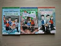 DC Comics Secret Hero Society 1-3, Lot of 3 Graphic Novels, English
