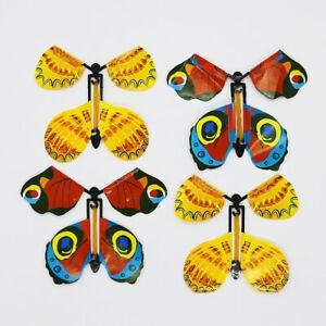 MAGIC BUTTERFLY FLYING SURPRISE PRANK TOY BIRTHDAY FUNNY CARD