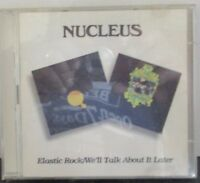 NUCLEUS - Elastic Rock / We'll Talk About It Later ~2 x  CD ALBUM