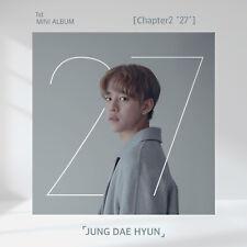 "B.A.P JUNG DAE HYUN - CHAPTER2 ""27"" (1ST MINI ALBUM) CD+Photobook+Photocard"