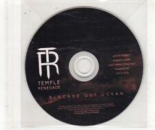(HN500) Temple Renegade, Blacked Out Ocean - DJ CD