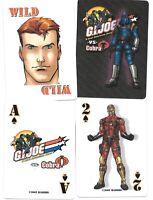 G.I. JOE VS. COBRA PLAYING CARDS
