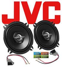 JVC Lautsprecher für Dacia Duster ab 2010 Türen Heck 250 WATT  BOXEN SET 13cm