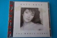 "KATE BUSH "" THE WHOLE STORY "" CD EMI RECORDS 1986 SEALED"
