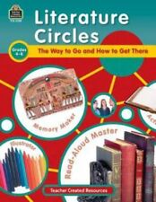Teacher Created Resources 3280 Literature Circles: The Way to Go and How to Get