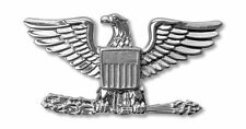 COLONEL US MARINES JACKET HAT PIN EAGLE RANK O-6 MILITARY INSIGNIA DEVICE GIFT
