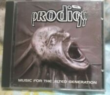 THE PRODIGY - MUSIC FOR THE JILTED GENERATION  RARE ORIGINAL 1994 CD ALBUM