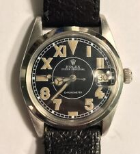 VINTAGE ROLEX OYSTER PERPETUAL CALIFORNIA DIAL WATCH!