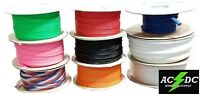 EXPANDABLE BRAIDED CABLE SLEEVE WIRE SLEEVING  AUDIO, HOBBY, AUTO, PET BRAID