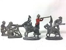 Lead Toy Soldiers Vintage WWl Calvary Kilt Scottish Revolutionary