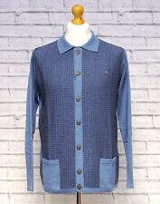Long Sleeve Striped Casual Shirts & Tops for Men's 60s