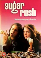 Sugar Rush - Series 1 (DVD, 2005, 2-Disc Set) Like New