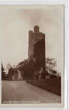 LUNDIE TOWER, LUNDIN LINKS: Fife postcard (C9840)