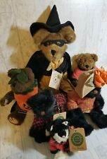 Boyds Bears Halloween Collection