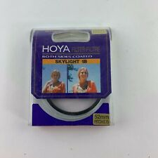 Hoya 52mm Skylight filter Coated Protector Filter Made In Japan For Nikon Canon