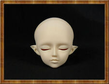 1/3 BJD Doll Head Single Head only No make up 34# For Practice Makeup Head Resin