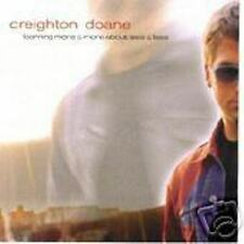 Creighton Doane (Harem Scarem) - Learning more & More CD