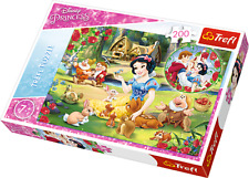 Puzzle Pieces Trefl Disney Princess the Dream of Love Puzzle 200 Game Playe
