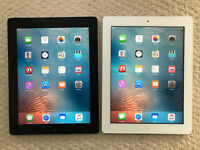 "Apple iPad 2 (2nd Generation) 9.7"" Display Black/White 16GB/32GB/64GB"
