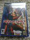 Rogue Ops Playstation PS2 game - UK Pal - New and factory sealed
