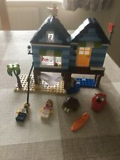 Lego Creator 3 In 1 Beach Vacation 31063 Complete Lot Bundle
