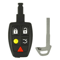 Smart Prox Remote Replacement for Volvo with an Uncut Blade