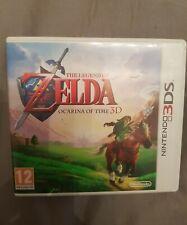 Jeu ds The legende of Zelda ocarina of Time 3D sur Nintendo 3Ds