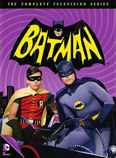Batman The Complete TV Series Season 1-3 (DVD 2014 18-Disc) 1 2 3 Adam West