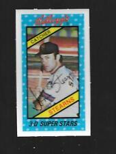 JOHN STEARNS 1980 KELLOGGS 3-D SUPERSTARS CARD # 37