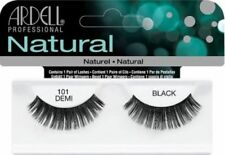 Ardell Natural 101 Demi Black Fake False Eyelash Strip Lash Extension