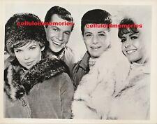 ABC Press Photo Ski Party Yvonne Craig Dwayne Hickman Frankie Avalon Walley '68