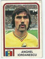 Panini Football Argentina 78 Argentine 1978 ROM Anghel Iordanescu