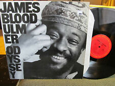 JAMES BLOOD ULMER odyssey '83 avant jazz free funk blues promo original rare!