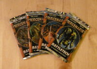 """BattleTech TCG Booster Packs """"Mercenaries"""" Expansion"""
