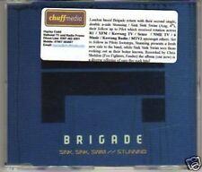 (K228) Brigade, Sink Sink Swim / Stunning - DJ CD