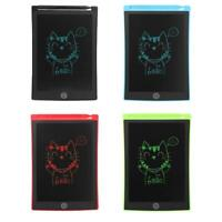 8.5'' Ultra-thin Digital LCD Writing Drawing Tablet Pad Graphic Boards Notepad