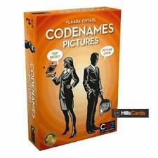 DAMAGED BOX Codenames Pictures | Party Game by Vlaada Chvatil Family Card Board