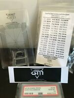 OFFICIAL GEM MINT Card GRADING / CENTERING Tool  PSA BGS BVG SGC! Pokémon 🔥