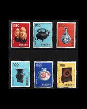 VINTAGE: CHINA RC 1962 OG PH HR  SCOTT # 1302-07 $102  LOT #1801