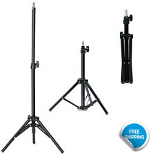 "Photo Studio 28"" Tripod Adjustable Photography Light Stand Soft Box Umbrella"
