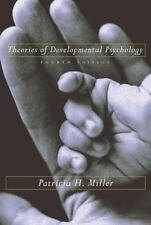 Theories of Developmental Psychology by Patricia H. Miller