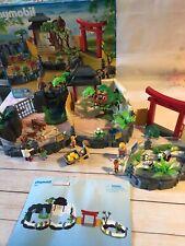 Playmobil 4852 Asian Animal Enclosure Playset, Boxed Retired