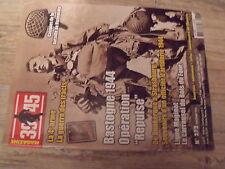 $$b Revue Heimdal 39/45 N°272 guerre des tracts  Bastogne 1944  Ligne Maginot