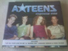 A*TEENS - MAMMA MIA - 4 TRACK CD SINGLE - ATEENS