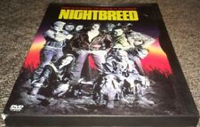 Nightbreed (DVD 1990) Clive Barker David Cronenberg TESTED FREE USA SHIPPING