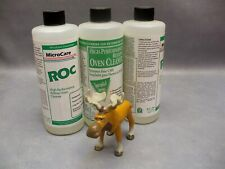 Oven Cleaner Microcare Roc High Performance Reflow Mcc Roc 16 Oz Lot Of 3