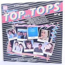 """33T LE TOP DES TOPS Vol. 4 Vinyle LP 12"""" ELSA MEDEIROS DAVID & JONATHAN U2 SHONA"""